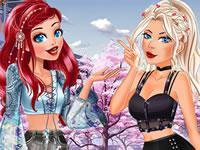 play Princess And Celebrity Bffs