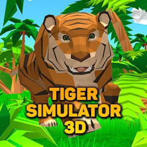 play Tiger Simulator 3D