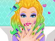 play Audrey Beauty Salon