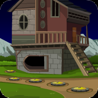 play Upside Down House Escape