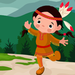 Aboriginal Girl Rescue game