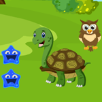 Green Turtle Rescue game