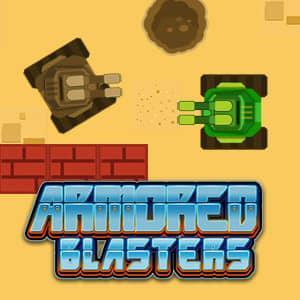 play Armored Blasters