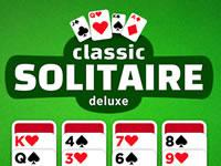 play Classic Solitaire Deluxe