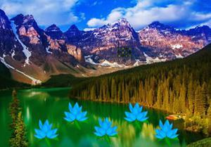 play Blue Mountain Valley Escape