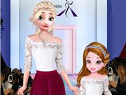 Elsa Parent Child Outfit Collection