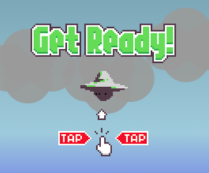 Flappy Visit To Earth