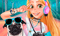 play Princesses Pets Photo Contest