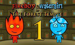 play Fireboy And Watergirl In The Forest Temple