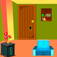 Escape Handicapped Man game