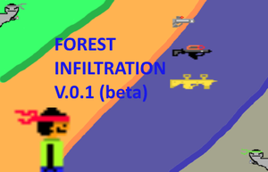play Forest Infiltration V 0.1