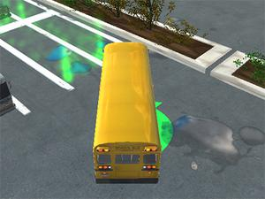 play Bus Master Parking 3D