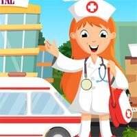 play G4K-Doctor-Rescue-From-Ambulance
