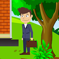 Escape Businessman game