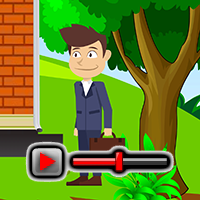 Escape Businessman Walkthrough game