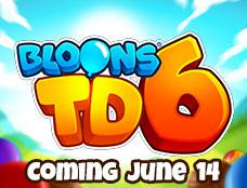 Bloons Td 6 game