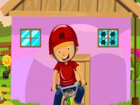 play Bicycle Rider Rescue
