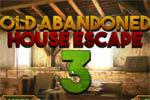 play Old Abandoned House Escape 3
