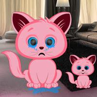 play Pink Kitty House Escape