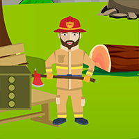 Escape Fireman game