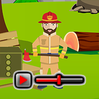 Escape Fireman Walkthrough game
