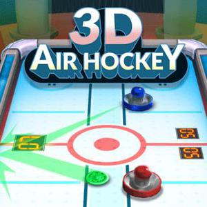 play 3D Air Hockey