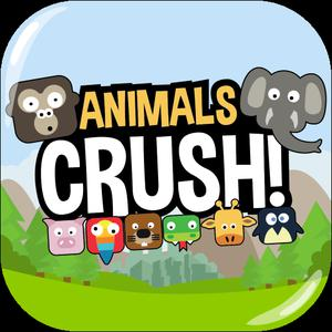 play Animals Crush Match