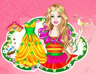 play Barbie The Four Elements Princess