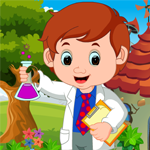 Environmental Scientist Boy Rescue game