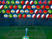 Bubble Shooter World Cup game