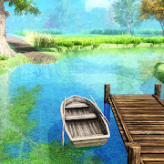 Road With A Boat Escape game