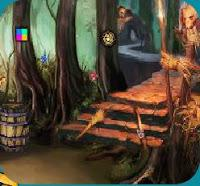 Nsr Forest Of Lies Escape game