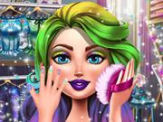 play Glam College Makeover