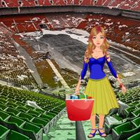 play Find My Bag In Abandoned Stadium Escape