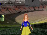 Find My Bag In Abandoned Stadium Escape game