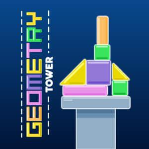 play Geometry Tower