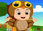 Jolly Owl Rescue game