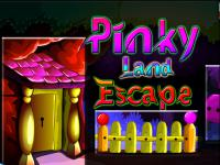 Pinky Land Escape game
