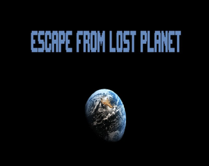play Escape From Lost Planet