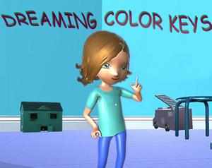 play Dreamingcolorkeys