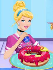 play Princess Donuts Shop