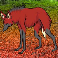 play Maned Wolf Escape