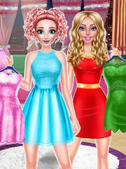 play Bff Glitter Outfits