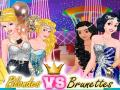 play Blondes Vs Brunettes Prom Challenge