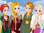 Princess Of Thrones Dress Up game