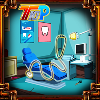 play Top10 Escape From Dental Hospital