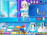 play Elsa Frozen Ice Cream Shop
