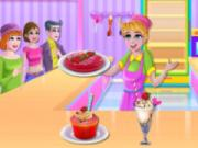 play Bakery Land Serve And Decoration