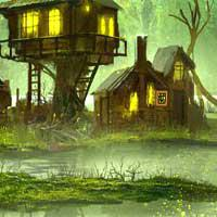 play Fantasy-Township-Escape