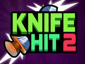 play Knife Hit 2